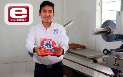 JULIO GARAY BARRIOS: LANZA NUEVAS NUTRI H REFORZADA CON DHA
