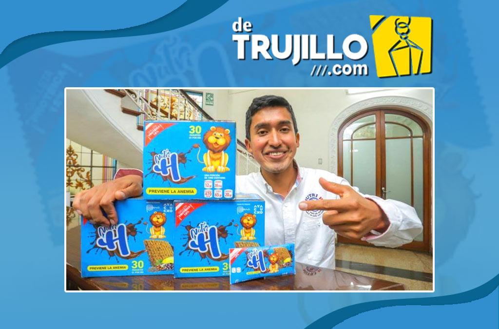 JULIO GARAY, ING AYACUCHANO LANZA NUEVAS NUTRI H